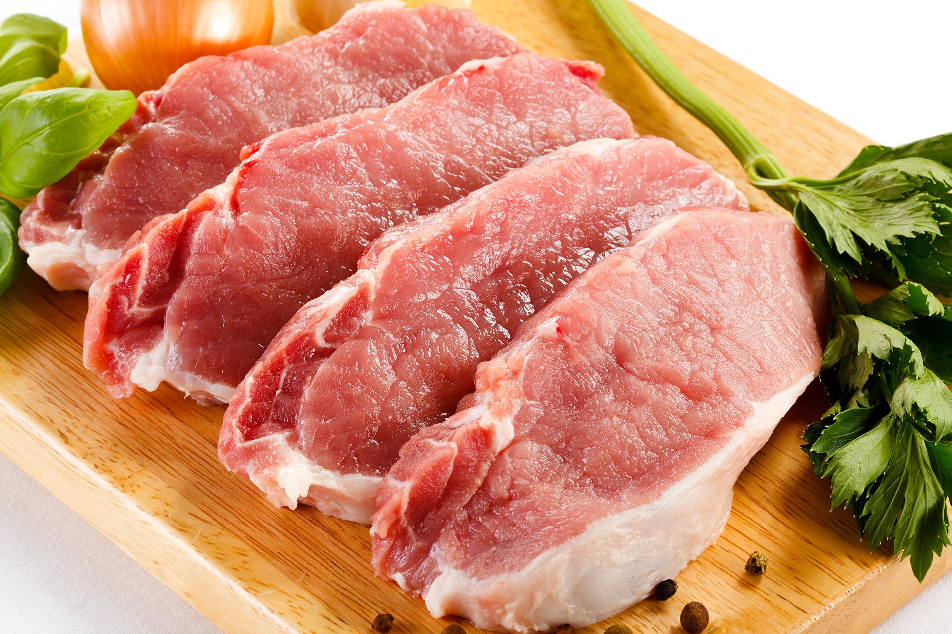 Наградой, картинки с мясом свинины