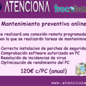 MANTENIMIENTO PREVENTIVO ONLINE DE SU PC